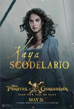 Poster Pirati dei Caraibi - La vendetta di Salazar  n. 7