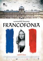 Locandina italiana Francofonia - Il Louvre sotto occupazione