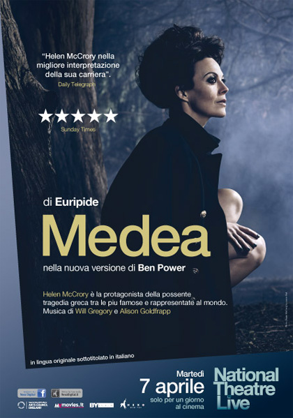 National Theatre Live: Medea in streaming & download