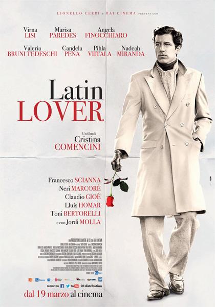 Locandina Latin Lover