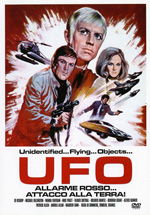Locandina Ufo - Allarme rosso... attacco alla Terra!