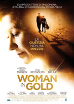 Locandina Woman in Gold