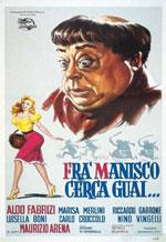 Fra' Manisco Cerca Guai (1961)