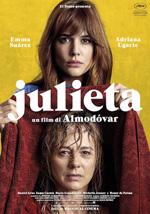 Locandina Julieta