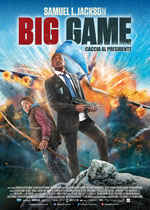 Poster Big Game - Caccia al Presidente  n. 0