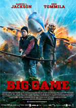 Poster Big Game - Caccia al Presidente  n. 1