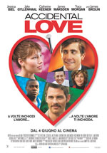 Locandina italiana Accidental Love
