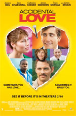 Poster Accidental Love  n. 1