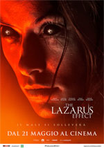 Locandina The Lazarus Effect