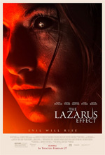 Poster The Lazarus Effect  n. 1