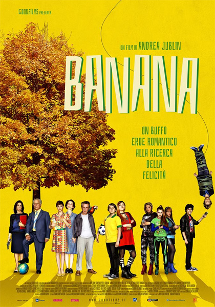 Banana in streaming & download