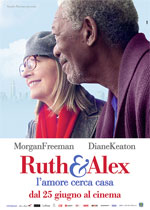Locandina Ruth & Alex - L'amore cerca casa