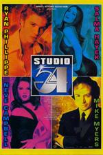 Locandina Studio 54