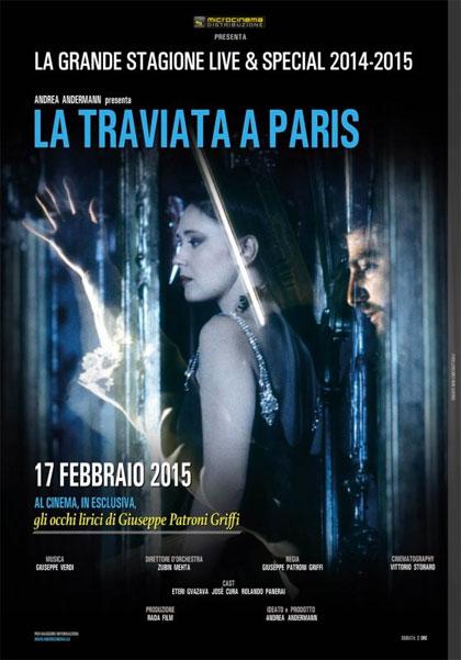 La Traviata à Paris in streaming & download