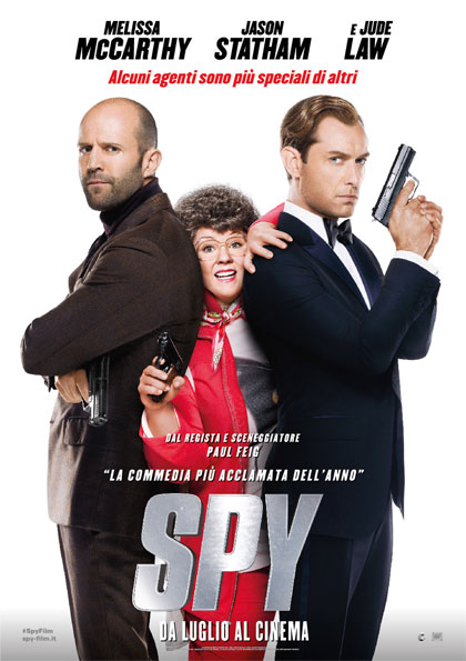 Spy in streaming & download