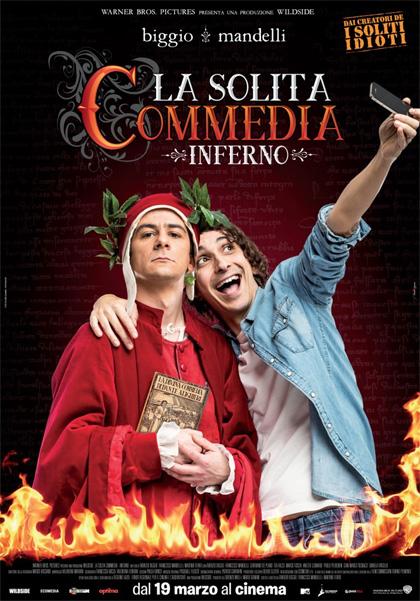 Locandina La solita commedia – Inferno