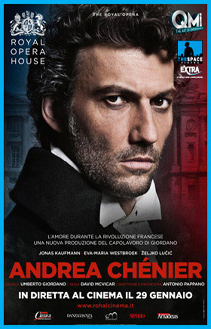 Royal Opera House: Andrea Chénier