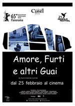Locandina italiana Amore, furti e altri guai