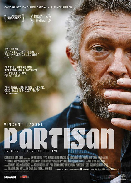 Partisan in streaming & download