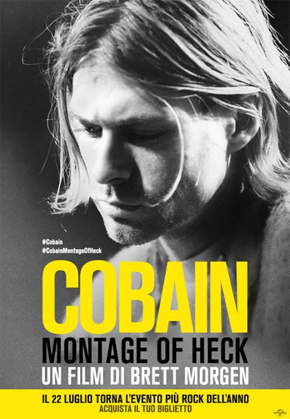 Cobain: Montage of Heck in streaming & download