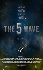 Poster La quinta onda  n. 1