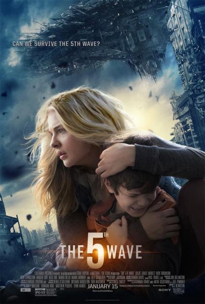 Locandina The 5th Wave