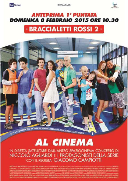 Braccialetti rossi 2 in streaming & download