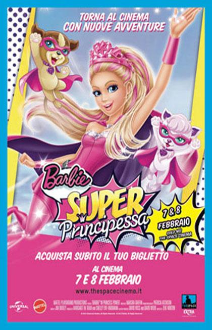 Barbie Super Principessa in streaming & download