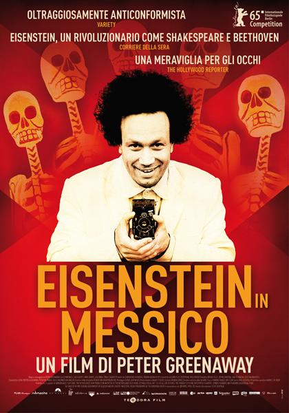 Trailer Eisenstein in Messico