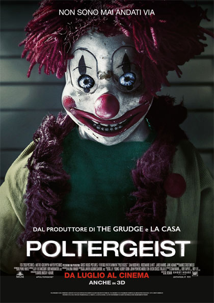 Poltergeist in streaming & download