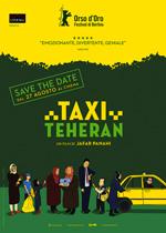 Locandina Taxi Teheran