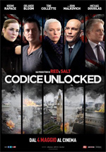 Locandina Codice Unlocked - Londra sotto attacco