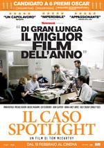 Locandina italiana Il caso Spotlight
