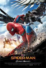 Poster Spider-Man: Homecoming  n. 0
