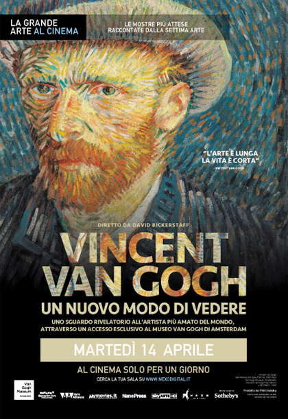 Vincent Van Gogh – Un nuovo modo di vedere in streaming & download