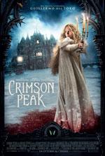 Poster Crimson Peak  n. 2