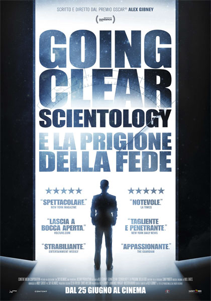 Going Clear: Scientology e la prigione della fede in streaming & download