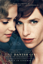 Poster The Danish Girl  n. 1