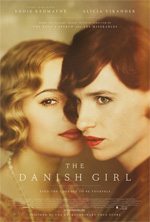 Poster The Danish Girl  n. 2