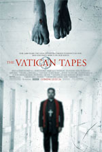 Poster The Vatican Tapes  n. 2