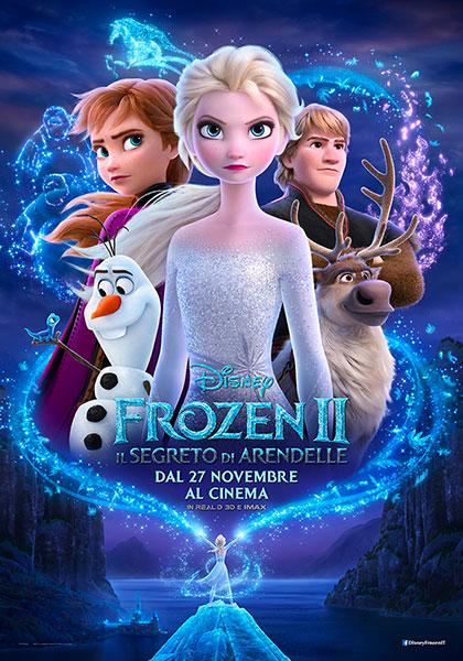 Trailer Frozen 2 - Il segreto di Arendelle