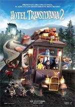 Poster Hotel Transylvania 2  n. 1