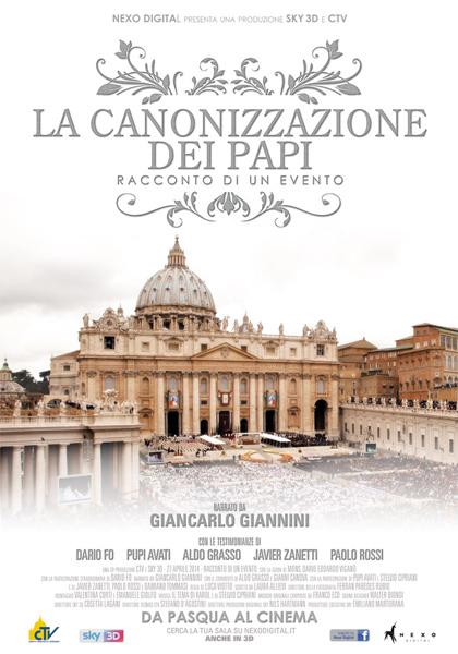 La canonizzazione dei Papi – Racconto di un evento in streaming & download