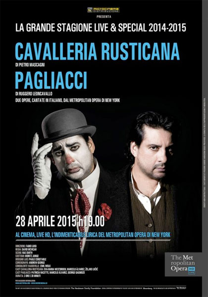 Cavalleria Rusticana e Pagliacci in streaming & download