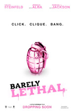 Locandina Barely Lethal