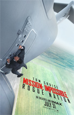 Poster Mission: Impossible - Rogue Nation  n. 1
