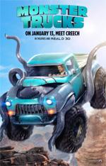 Poster Monster Trucks  n. 1