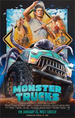 Poster Monster Trucks  n. 2