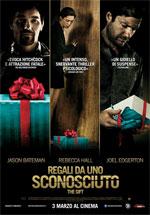 Locandina italiana Regali da uno sconosciuto - The Gift