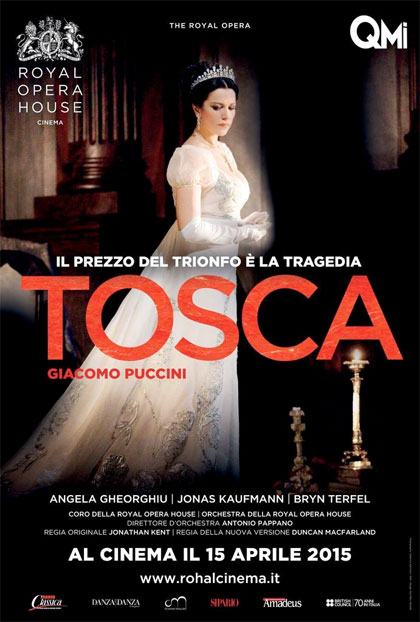 Royal Opera House: Tosca in streaming & download